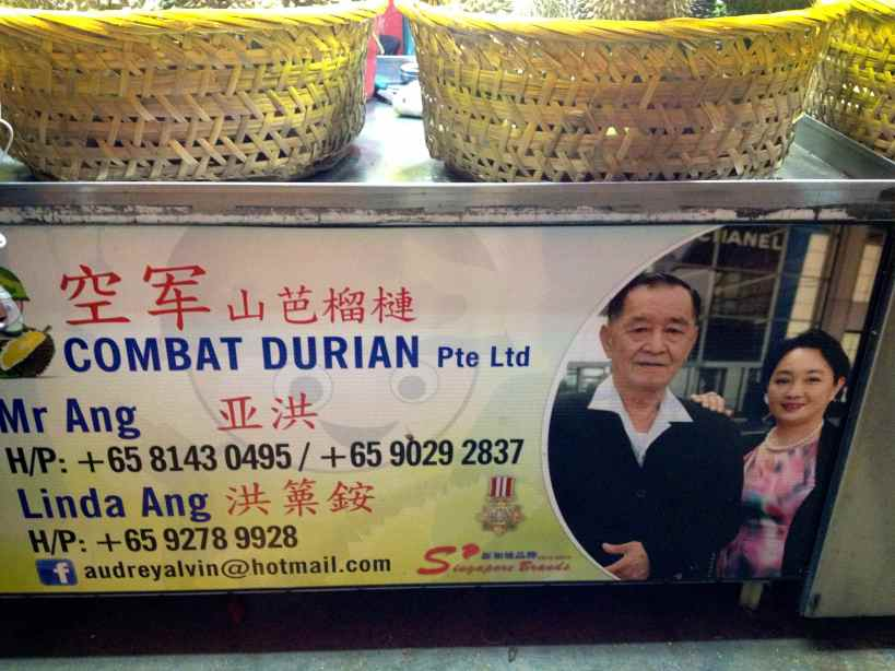 Founders of Combat Durian